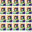 "US MNH #3125 ""HELPING CHILDREN LEARN"" STAMP SHEET 32 c"