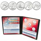 Canada Vancouver Winter Olympic 2007 Coin Set NEW