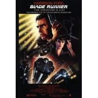 "Blade Runner 20th Anniversary 27x40"" Movie Poster"