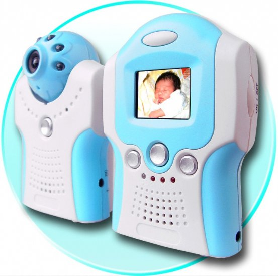 Baby Monitor Set - 1.5 Inch TFT Receiver + IR Camera