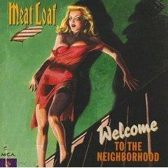 WELCOME TO THE NEIGHBORHOOD CD - MEATLOAF - NEW!
