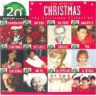 20th CENTURY MASTERS: CHRISTMAS CD - VARIOUS ARTISTS - NEW!