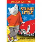 STUART LITTLE (DELUXE EDITION) (1999) Starring: Michael J. Fox, Geena Davis DVD ~ NEW!