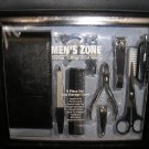 MEN'S ZONE TOTAL CARE IMPLEMENT SET - 9 PIECE - NEW!