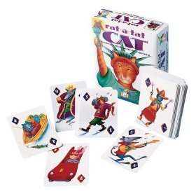 RAT-A-TAT-CAT GAME by Gamewright - BRAND NEW!