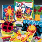 LOOP & CURL GARDEN ART KIT by ALEX TOYS!
