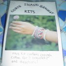 NORTH ISLAND BRACELET KIT - MAKE 3 BRACELETS - NEW!