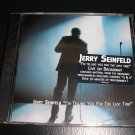 JERRY SEINFELD I'M TELLING YOU FOR THE LAST TIME - LIVE ON BORADWAY [ENHANCED] CD - NEW!