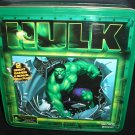 INCREDIBLE HULK BUSTS LOOSE GAME & FACE TO FACE GAME-2 GAMES IN 1 + 100 PIECE PUZZLE IN TIN-NEW!