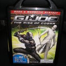 G.I. JOE: RISE OF COBRA MAGNETIC BOARD BOOK & OVER 40 MAGNETS ~ Reader's Digest!