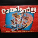CHANNEL SURFING PARTY BOARD GAME by MILTON BRADLEY - 1994 - BRAND NEW!