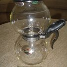 VINTAGE CORY DRU DRL VACUMN COFFEE POT - COMPLETE - BRAND NEW!