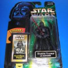 STAR WARS: POWER OF THE FORCE FLASHBACK > DARTH VADER ACTION FIGURE by HASBRO - BRAND NEW!
