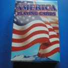 AMERICA PLAYING CARDS by THE UNITED STATES PLAYING CARD COMPANY - BRAND NEW!