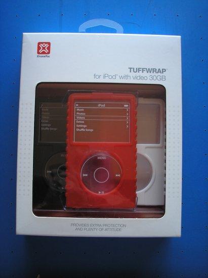 XTREMEMAC IPV-TW3-13 TUFFWRAP FOR IPOD (VIDEO 30GB/60GB/80GB)-3 PACK by XTREMEMAC-BRAND NEW!