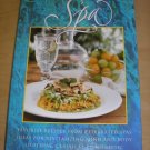 SPA MENUS and MUSIC COOKBOOK & CD SET by Sharon O'Connor-BRING THE SPA EXPERIENCE HOME-BRAND NEW!