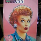 I LOVE LUCY 500 PIECE PUZZLE by TALICOR - BRAND NEW, SEALED!