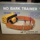"D T SYSTEMS 190-DT ""NO-BARK"" TRAINER DOG COLLAR - BRAND NEW!"