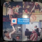 NORMAN ROCKWELL DESIGN STUDIO - FOUR PUZZLES IN ONE COLLECTIBLE TIN by PARADISE CREATIONS,INC.-NEW!