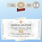 CHATEAU DE BEAULON BLANC VIEILLE RESERVE-PINEAU DES CHARENTES 10 Year NV 750 ml Bottle Wine-FRANCE!