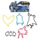 Forever Collectibles DC Comics Batman Logo Bandz Bracelets by Forever Collectibles - BRAND NEW!