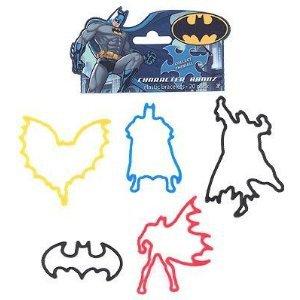 Forever Collectibles DC Comics Batman Logo Bandz Bracelets by Forever Collectibles - BRAND NEW!