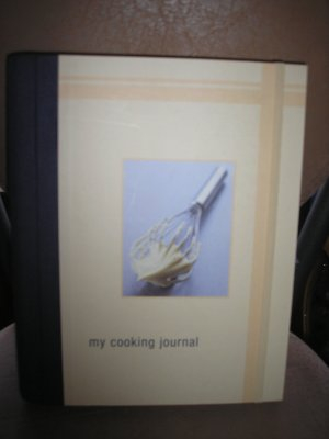 MY COOKING JOURNAL [Spiral-bound] by Ryland Peters & Small - NEW!
