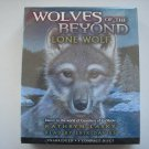 WOLVES OF THE BEYOND #1: LONE WOLF - Audiobook by Kathryn Lasky - 4 COMPACT DISCS - BRAND NEW!