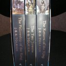 THE LORD OF THE RINGS BOX SET OF 3 PAPERBACK BOOKS by J. R. R. Tolkien  - BRAND NEW!