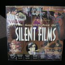 GOLDEN AGE OF SILENT FILMS - 7 TIMELESS CLASSICS 7 VHS TAPE SET - BRAND NEW IN SHRINKWRAP!