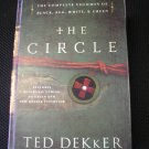 THE CIRCLE SERIES 4-in-1 - BLACK, RED, WHITE, GREEN Hardcover Book by Ted Dekker - BRAND NEW!