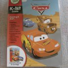 Leap Frog LeapPad Disney Pixar Cars K-1st Grade Book and Cartridge - BRAND NEW!