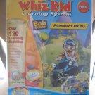 VTECH WHIZ KID: BOB THE BUILDER: SCRAMBLER'S BIG DAY - BRAND NEW!