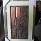 Twin Towers Commemorative Plaque handmade by Sunny S. Du 9/11/2001 LIMITED EDITION - BRAND NEW!
