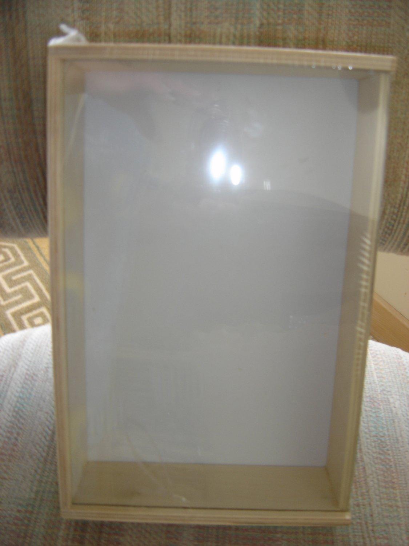 IKEA - BAS - WALL DECORATION - FRAME - DISPLAY/SHADOW BOX - 10\