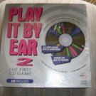 PLAY IT BY EAR VOLUME 2 THE FIRST CD Game by Ryko - NEW IN SHRINKWRAP!