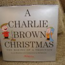 A CHARLIE BROWN CHRISTMAS: THE MAKING OF A TRADITION hardcover book by Lee Mendelson!