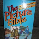 THE PICTURE BIBLE Hardcover Book by Iva Hoth!