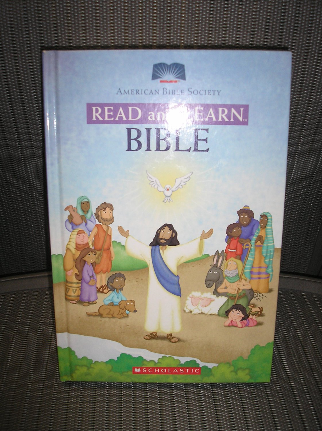 9780439651264 - Read And Learn Bible by American; American ...