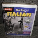 BERLITZ RUSH HOUR ITALIAN (ALL-AUDIO ITALIAN EDITION) AUDIO CD by Berlitz Guides!