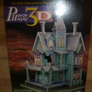 Puzz 3D Victorian House - Fully Dimensional 700 piece Puzzle from Milton Bradley!