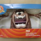 "VINTAGE TAZMANIAN DEVIL ""TAZ"" DIGITAL ALARM CLOCK WARNER BROTHERS LOONEY TUNES by WESTCLOX 1997-NEW!"