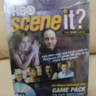 HBO SCENE IT? THE DVD GAME PK (HBO Clips & Trivia Cards to Any Scene It? Game or Play Stand Alone!