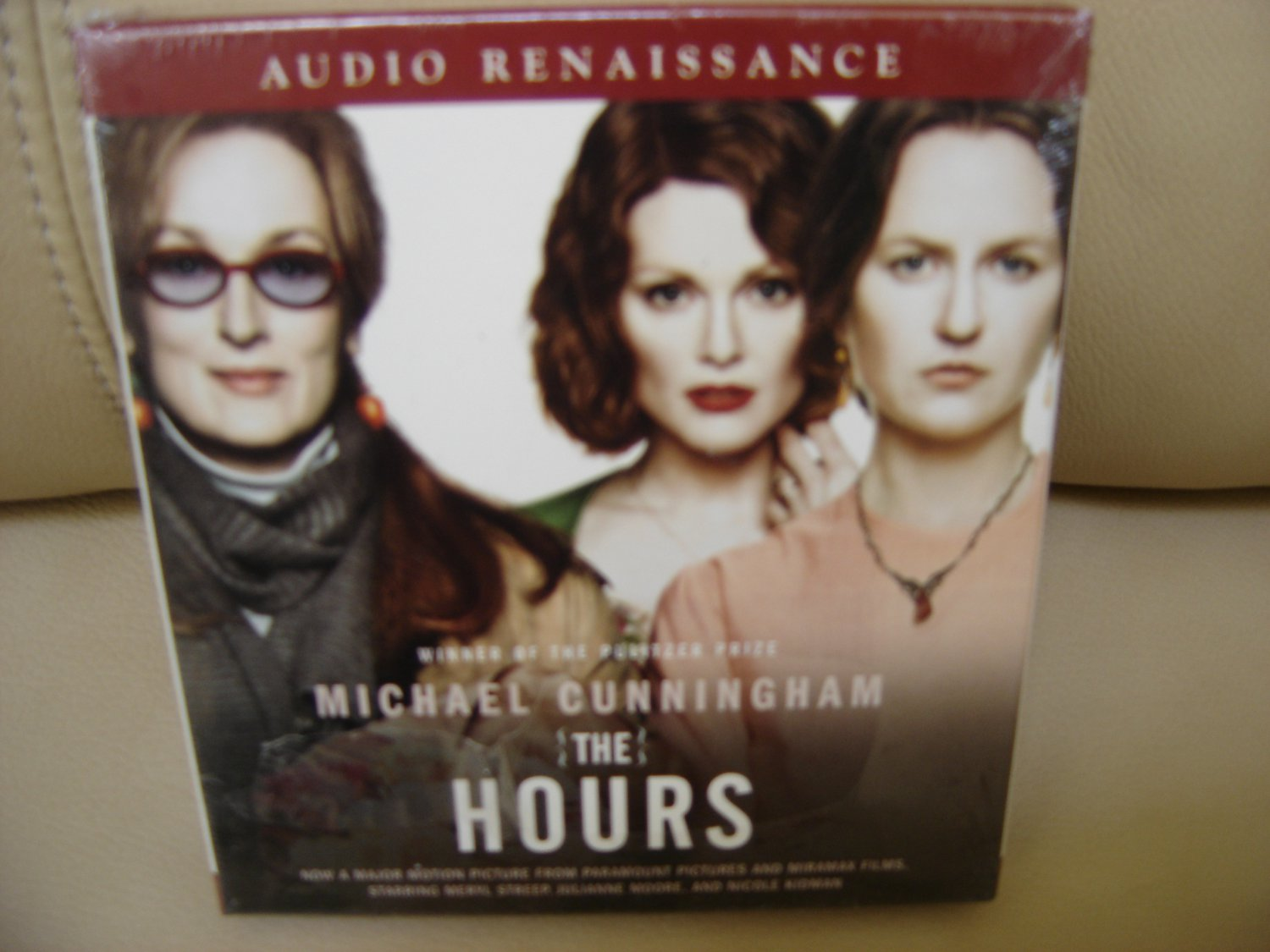 The Hours: A Novel by Michael Cunningham (Sep 1, 2003) - Audiobook!