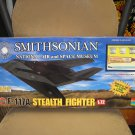 1998 AIRFIX Smithsonian Air & Space F-117A Stealth Fighter Scale 1:72 Model Kit #3055 - NIB!