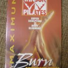 Winsor Pilates Maximum Burn Advanced Series: Super Sculpting & Body Slimming DVD - FREE SHIPPING!