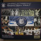 University of Connecticut Basketball Vault:The History of the Huskies College Vault Book-Ken Davis!