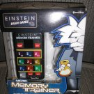 EXCALIBUR ELECTRONIC HANDHELD EINSTEIN BRAIN GAMES MEMORY TRAINER GAME!
