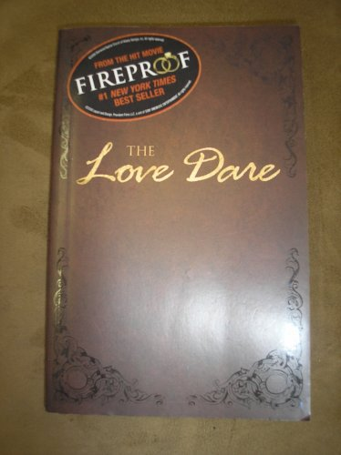 THE LOVE DARE PAPERBACK BOOK by Alex Kendric - OVER 5 MILLION COPIES SOLD!