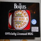 THE BEATLES SGT. PEPPERS LONELY HEARTS CLUB BAND MUG!